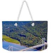 Bear Mountain Bridge 2 Weekender Tote Bag