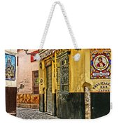 Tapas Bar In Sevilla Spain Weekender Tote Bag