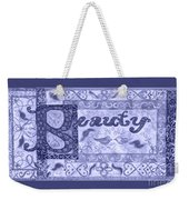 Tapestry Of Medieval Beauty Weekender Tote Bag