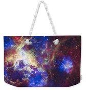 Tarantula Nebula Weekender Tote Bag by Adam Romanowicz
