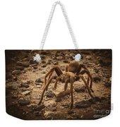 Tarantula Weekender Tote Bag