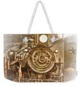 Tarantula Train Weekender Tote Bag