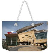 Target Field - Minnesota Twins Weekender Tote Bag by Frank Romeo