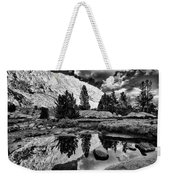 Tarn Reflection Weekender Tote Bag