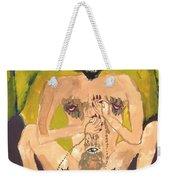 Tarot 15 The Devil Weekender Tote Bag