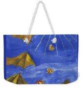 Tarot 18 The Moon Weekender Tote Bag
