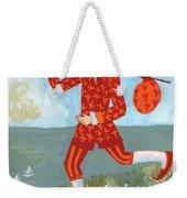 Tarot The Fool Weekender Tote Bag