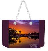 Tarpon Springs Glow Weekender Tote Bag