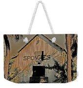 Tarpon Springs Warehouse Weekender Tote Bag