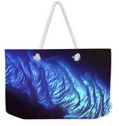 Tarpum Bay Bahamas  Weekender Tote Bag by Adam Romanowicz
