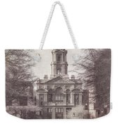 Tarrant County Courthouse Weekender Tote Bag