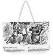 Tarrants Seltzer Aperient Weekender Tote Bag by Granger