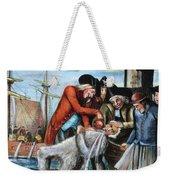 Tarring & Feathering, 1773 Weekender Tote Bag