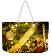 Tassels Under The Tree Weekender Tote Bag