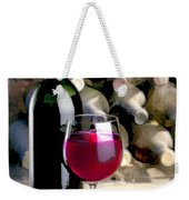 Tasting Time Weekender Tote Bag