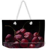 Tasty Cherries Weekender Tote Bag