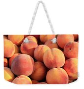 Tasty Peaches Weekender Tote Bag