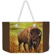 Tatanka, Buffalo  Weekender Tote Bag