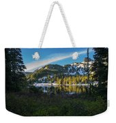 Tatoosh Peek Weekender Tote Bag