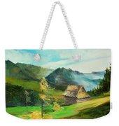 Tatry Mountains Weekender Tote Bag