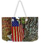 Tattered America Weekender Tote Bag