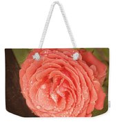 Tattered Rose Weekender Tote Bag