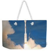 Taurus Rocket Launch Weekender Tote Bag