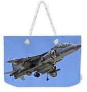 Tav 8b Harrier Jump Jet Weekender Tote Bag