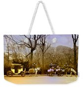 Tavern On The Green Weekender Tote Bag