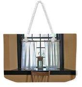 Tavern Window And Chair Weekender Tote Bag