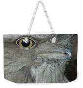 Tawny Frogmouth Weekender Tote Bag