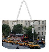 Taxi Stand Weekender Tote Bag