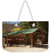 Taxidermyon The Holzwarth Historic Site Weekender Tote Bag