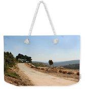 Taybeh Side Road Weekender Tote Bag