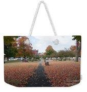 Taylor Park St Albans Vermont Weekender Tote Bag