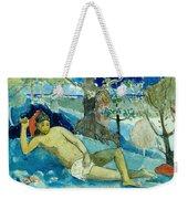 Te Arii Vahine .the Queen Of Beauty Or The Noble Queen. Weekender Tote Bag