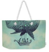Tea At Two Thousand Feet Weekender Tote Bag