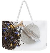 Tea Ball Infuser And Scented Tea Weekender Tote Bag