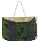Tea Bowl #13 Weekender Tote Bag