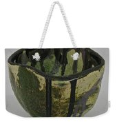 Tea Bowl #3 Weekender Tote Bag