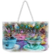 Tea Cup Ride Fantasyland Disneyland Pa 01 Weekender Tote Bag