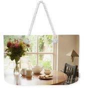 Tea For Two Weekender Tote Bag