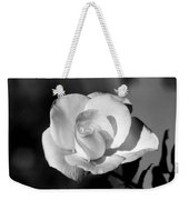 Tea Rose 01 - Infrared Weekender Tote Bag