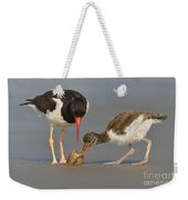 Teaching The Young Weekender Tote Bag