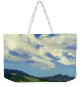 Teanaway Passing Clouds Weekender Tote Bag