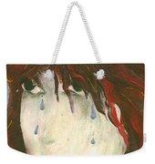 Tear Weekender Tote Bag