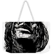 Tears For Her Dead Weekender Tote Bag
