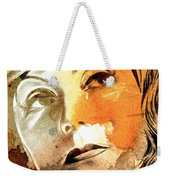 Tears In My Eyes Weekender Tote Bag