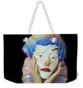 Tears Of A Clown Weekender Tote Bag
