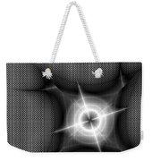 Techno Flash Weekender Tote Bag